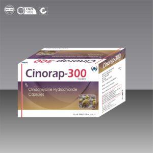 Cinorap-300 capsules