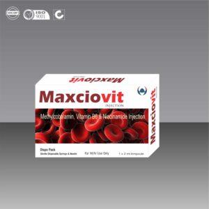 Maxciovit inj