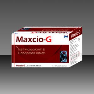 Maxcio-g 3d